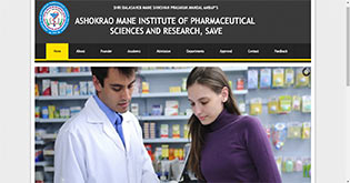 Ashokrao Mane Pharmacy College