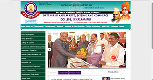 Dattajirao Kadam Arts & Science